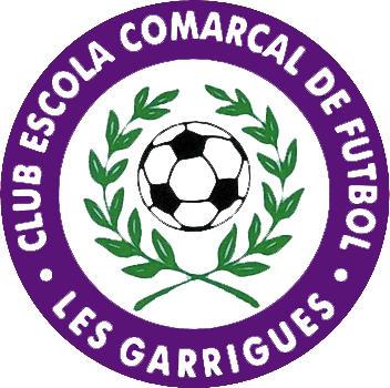 Escudo de E.C.F. LES GARRIGUES (CATALUÑA)