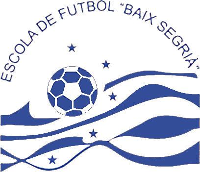 Escudo de E.F. BAIX SEGRIÁ (CATALUÑA)