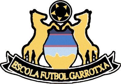 Escudo de E.F. GARROTXA (CATALUÑA)