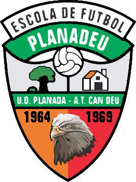 Escudo de E.F. PLANADEU (CATALUÑA)