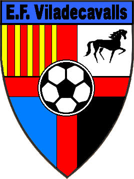Escudo de E.F. VILADECAVALLS (CATALUÑA)