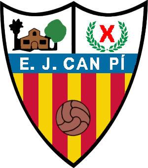 Escudo de E.J. CAN PI (CATALUNHA)