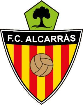 Escudo de F.C. ALCARRÁS (CATALUÑA)