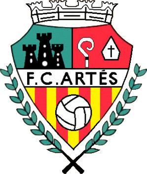 Escudo de F.C. ARTÉS (CATALUÑA)