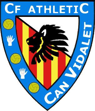 Escudo de F.C. ATHLETIC CAN VIDALET (CATALUÑA)