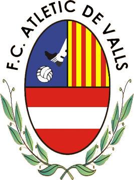 Escudo de F.C. ATLETIC DE VALLS (CATALUÑA)
