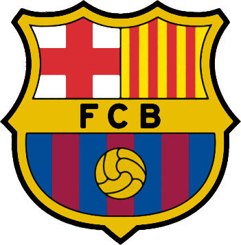 Escudo de F.C. BARCELONA (CATALUÑA)