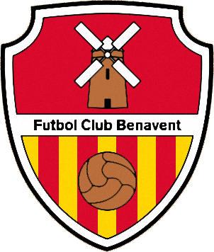 Escudo de F.C. BENAVENT (CATALUNHA)