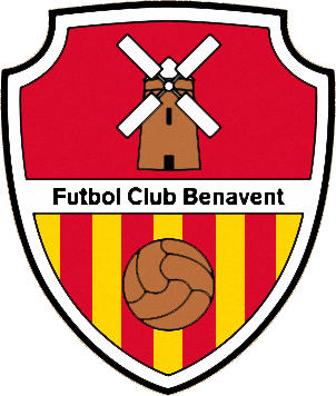 Escudo de F.C. BENAVENT (CATALUÑA)