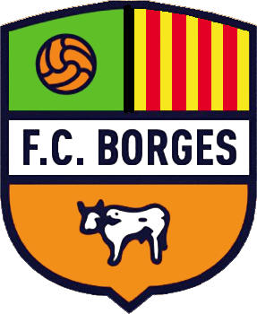Escudo de F.C. BORGES (CATALUÑA)