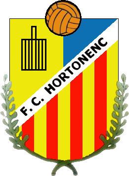 Escudo de F.C. HORTONENC (CATALUÑA)
