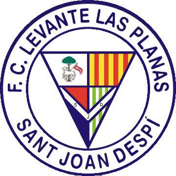 Escudo de F.C. LEVANTE LAS PLANAS (CATALUÑA)