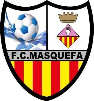 Escudo de F.C. MASQUEFA (CATALUÑA)