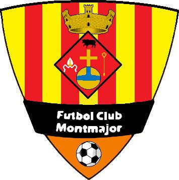 Escudo de F.C. MONTMAJOR (CATALUÑA)