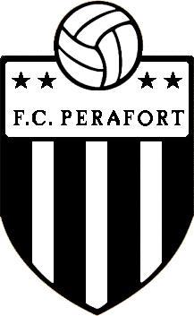 Escudo de F.C. PERAFORT (CATALUÑA)