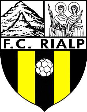 Escudo de F.C. RIALP (CATALUÑA)