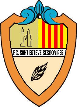Escudo de F.C. SANT ESTEVE SESROVIRES (CATALUÑA)
