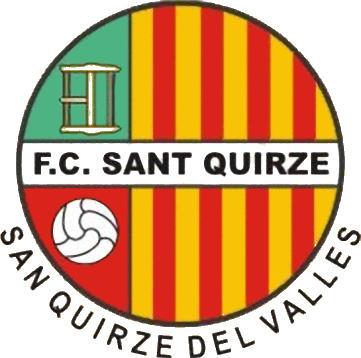 Escudo de F.C. SANT QUIRZE (CATALUÑA)