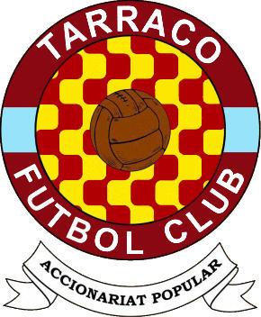 Escudo de F.C. TARRACO (CATALUÑA)