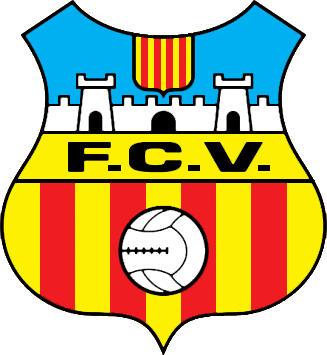Escudo de F.C. VILAFRANCA (CATALUNHA)