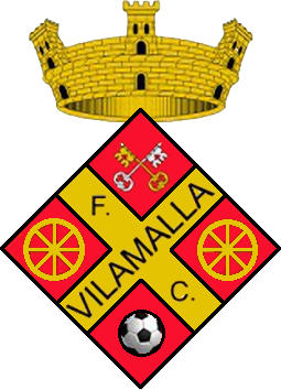 Escudo de F.C. VILAMALLA (CATALUÑA)