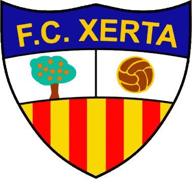 Escudo de F.C. XERTA (CATALUÑA)