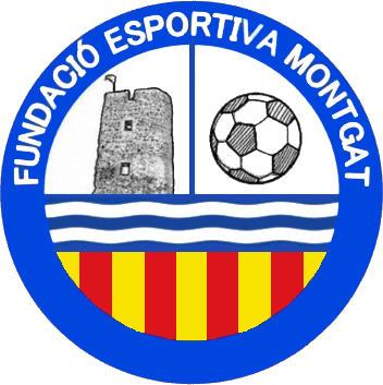 Escudo de F.E. MONTGAT (CATALUÑA)