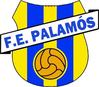 Escudo de F.E. PALAMÓS (CATALUÑA)