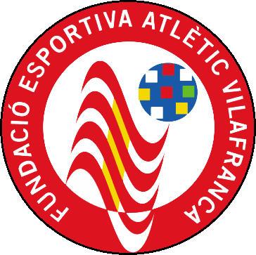 Escudo de FUNDACIÓ E. A. VILAFRANCA (CATALUÑA)