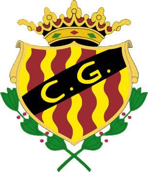 Escudo de GIMNASTICO DE TARRAGONA (CATALUÑA)