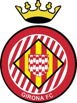 Escudo de GIRONA F.C. (CATALUÑA)