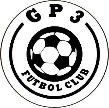 Escudo de GP3 F.C. (CATALUÑA)