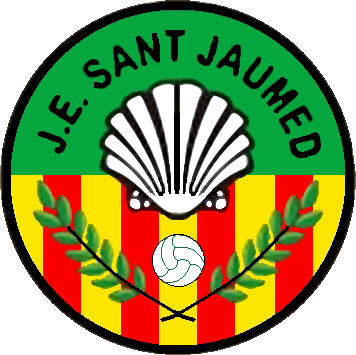 Escudo de J.E. SANT JAUME DOMENYS (CATALUÑA)