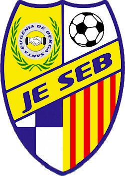 Escudo de J.E. SANTA EUGÈNIA (CATALUÑA)