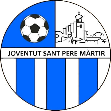 Escudo de JOVENTUT SANT PERE MÀRTIR (CATALUÑA)