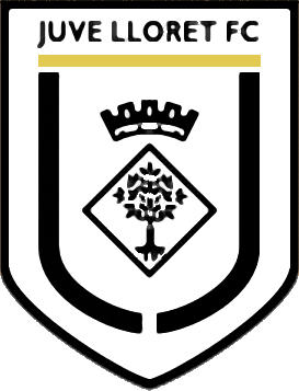Escudo de JUVE LLORET F.C. (CATALUÑA)