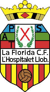 Escudo de LA FLORIDA C.F. (CATALUÑA)
