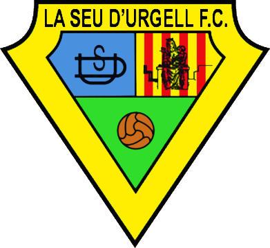 Escudo de LA SEU D'URGELL F.C. (CATALUÑA)