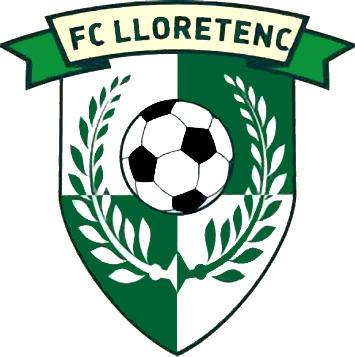 Escudo de LLORETENC 2016 C.F. (CATALUÑA)