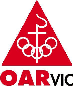Escudo de O.A.R. VIC (CATALUNHA)