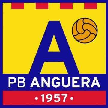 Escudo de P.B. ANGUERA (CATALUÑA)