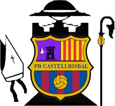 Escudo de P.B. CASTELLBISBAL (CATALUÑA)