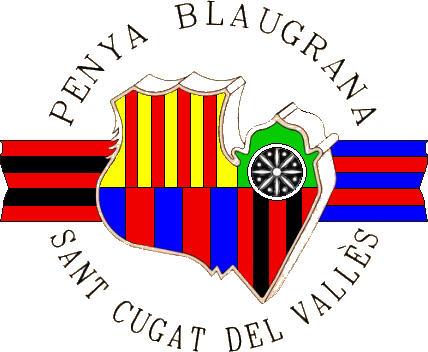 Escudo de P.B. SANT CUGAT (CATALUÑA)