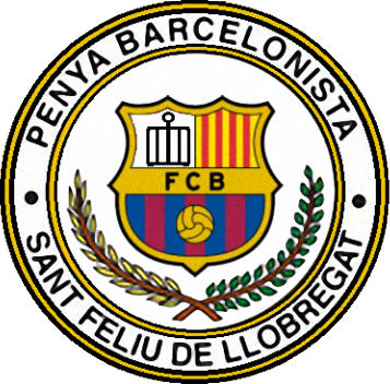 Escudo de P.B. SANT FELIU DE LLOBREGAT (CATALUÑA)
