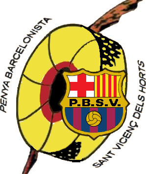 Escudo de P.B. SANT VICENÇ DELS HORTS (CATALUÑA)