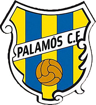 Escudo de PALAMÓS C.F. (CATALUÑA)