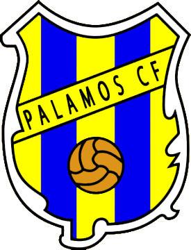 Escudo de PALAMOS CF (CATALUÑA)