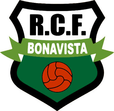 Escudo de RACING C.F. BONAVISTA (CATALUÑA)
