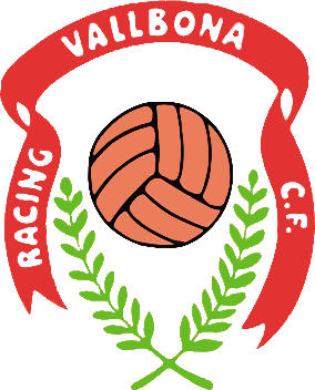 Escudo de RACING VALLBONA C.F. (CATALUÑA)
