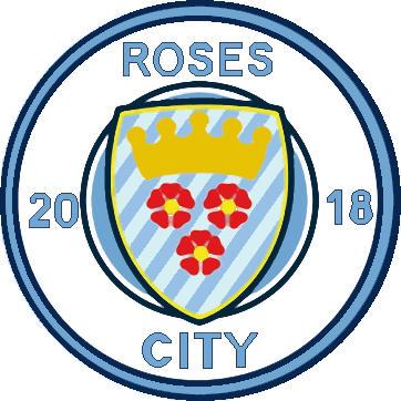 Escudo de ROSES CITY F.C. (CATALUÑA)